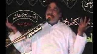 ZAKIR ZAWAR HUSSAIN QAMAR  MAJLIS AT TALA GING JALSA SABIR ANSARI