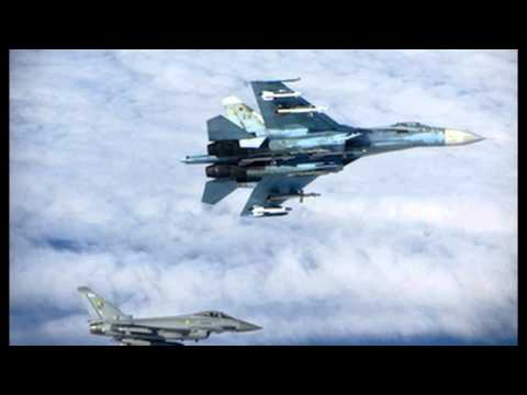 Russian Fighter Jet Nearly Collides with US Spy Jet Over Europe