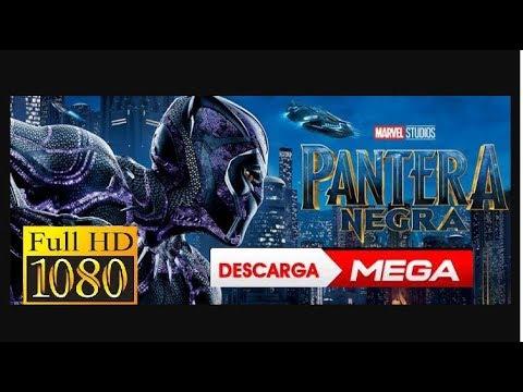 Pantera Negra Audio Latino Mega HD Bluray 720p/1080p