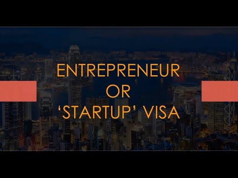 (4) Hong Kong Visas for Startups, Entrepreneurs & SMEs Stuff That Counts - Entrepreneur