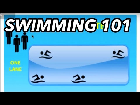 Swimming Pool Etiquette 101
