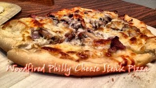 "Wood Fired ""philly Cheese Steak"" Pizza Recipe"