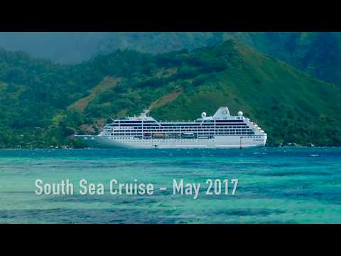 Luxury Cruise - Cruise Ship Review - Oceania Sirena - South Sea, May 2017