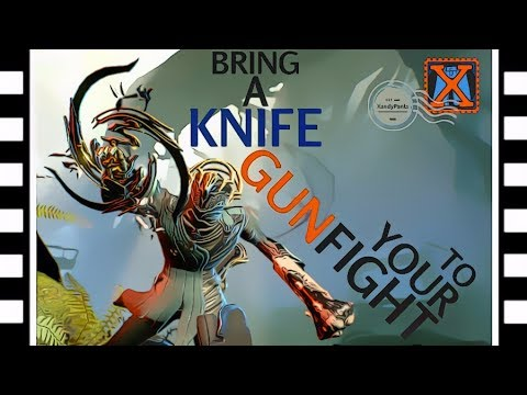 [Warframe] How to DUAL WIELD Melee and Guns in [Update 21]
