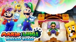 #3 ALGO LE PASA A Luigi... | Mario & Luigi Dream Team | ESPAÑOL - Red Shock