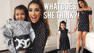 ASOS Petite Haul With My 3 Year Old Niece   AnchalMUA