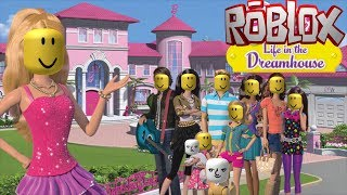 roblox - barbie life in the dreamhouse tour (spanish)