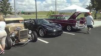 Estero Bay Chevrolet - Classic Car Show - Estero, FL