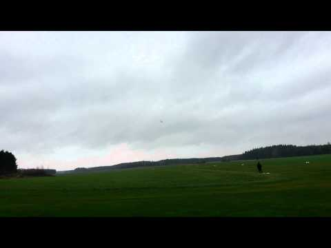 Jocke flyger yak i Katrineholm