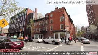 Video Tour di un Appartamento Ammobiliato nel West Village, Manhattan, New York