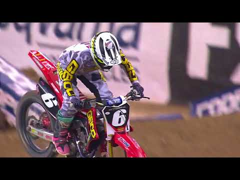 Supercross 250 East West Showdown Main Event Indy Round 12 2018