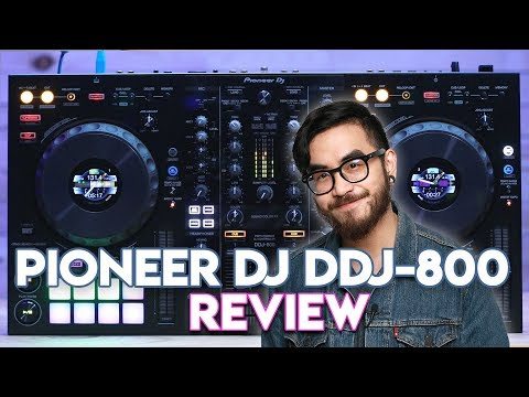 Pioneer DJ DDJ-800 Review - The Best Controller For Rekordbox DJ Right Now?