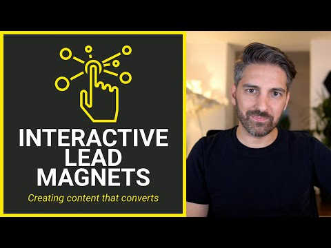 Interactive Lead Magnets | Creating content that converts | Pirate Skills