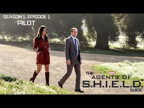 The Agents Of SHIELD Guide - 1x01