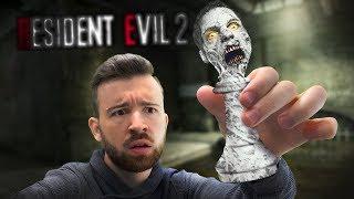 ШАХМАТЫ С ЗОМБИ - Resident Evil 2 Remake #5