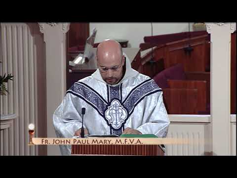 Daily Catholic Mass - 2019-10-07 - Fr. John Paul
