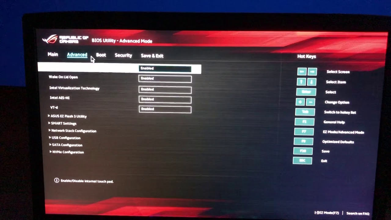 Brand New ASUS Rog GL703GS Screen Flickering/Glitching