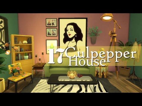 The Sims 4 | Apartment Renovation: 17 Culpepper House