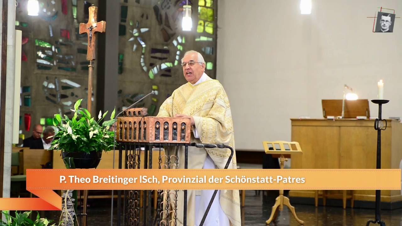 Geräumig Breitinger Aschaffenburg Foto Von Trendy Todestag Von P Franz Reinisch Predigt