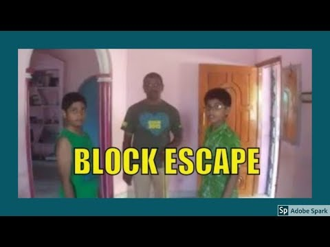 MAGIC TRICKS VIDEOS IN TAMIL #452 I BLOCK ESCAPE @Magic Vijay