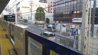 東武東上線 TJライナー 小川町行き 和光市駅通過