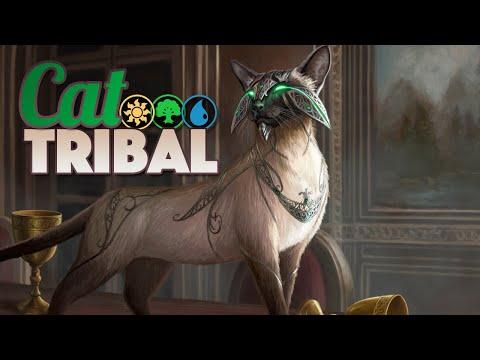 cat-tribal-|-mtg-arena-standard-deck-guide-[core-set-2021-|-m21]