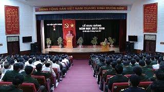 Tin Tức 24h : Thủ tướng dự Lễ khai giảng năm học mới tại Học viện Quốc phòng