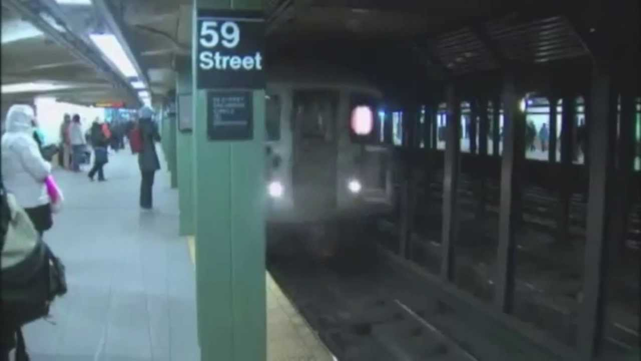 Nyc Subway Accident Results In Three Subway Heroes