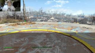 fallout 4 how to reset skill points and name