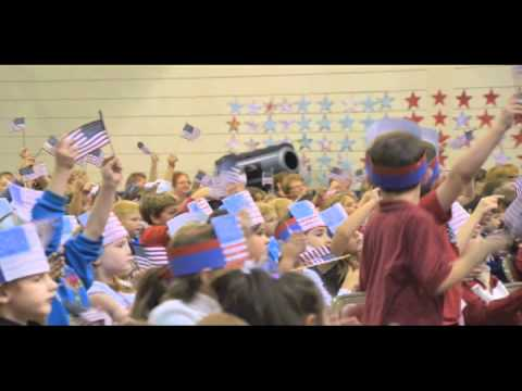 Ringgold Elementary School North's Veterans Day Celebration