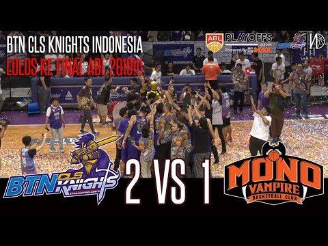 HoopsHighlights - [ABL PLAYOFFS 2018-2019] BTN CLS Knights Indonesia vs Mono Vampire [Game 3] (HD)