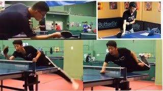 Fabulous Forehand Flick --- Tomorrow Table Tennis