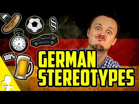 german dating stereotypes 16 stereotypes of latinas that need to stop yes, we're all one-dimensional sexpots from the hood with lots of cleavage — wrong.