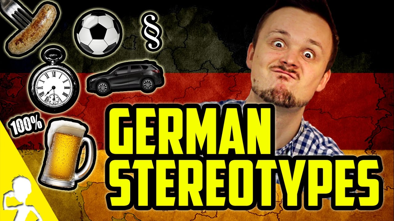 13 German Stereotypes - True Or Not | Get Germanized - YouTube