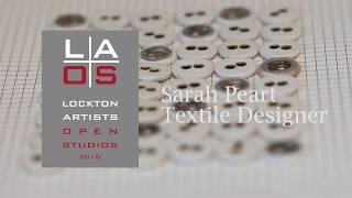 Sarah Peart  Textile Designer