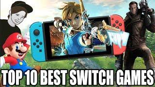 Top 10 Best Nintendo Switch Games   My Top Picks   Nintendo Enthusiast