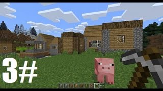 Zagrajmy w Minecrafta 3# POLE UPRAWNE