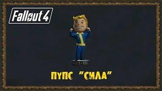 Fallout 4 - Пупс Сила