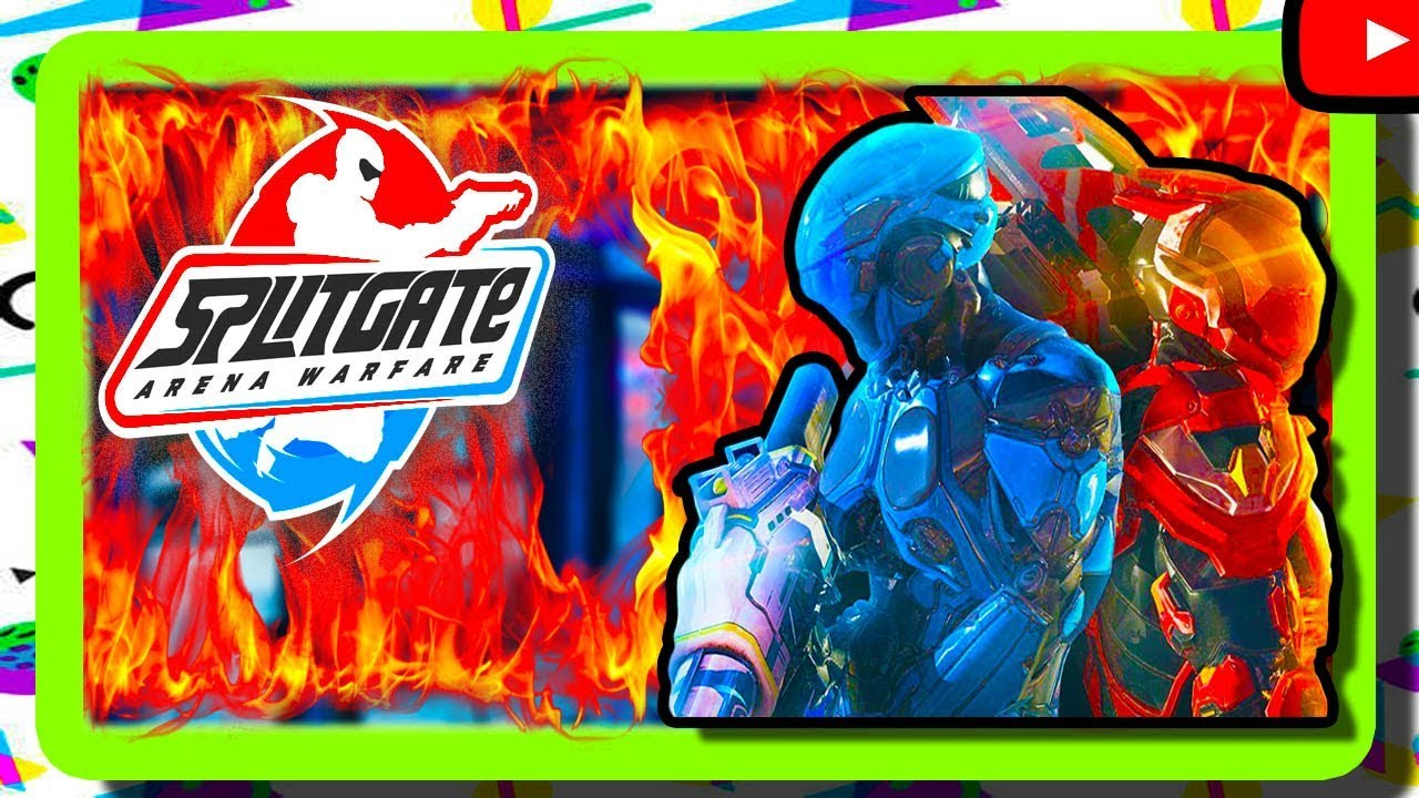 Splitgate Arena Warfare Might be ????????????????