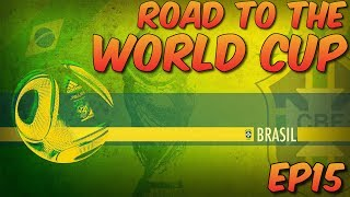 ROAD TO THE WORLD CUP EP15 | SOUTH AMERICAN DISAPPOINTMENT!