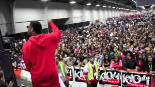 Yung Nation live at K104 FM Kwanzaa Fest Concert [Dallas, TX]