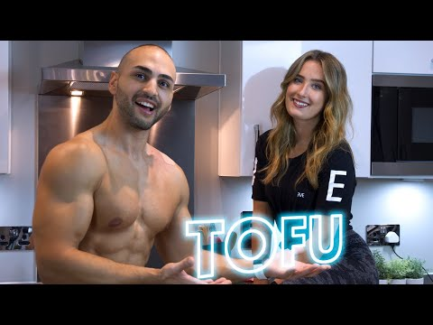 We tried TOFU recipes for a day! – I AM SCARED !!!