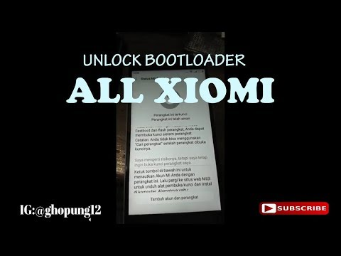 Full Download] Unofficial Unlock Bootloader Xiaomi Note 5a