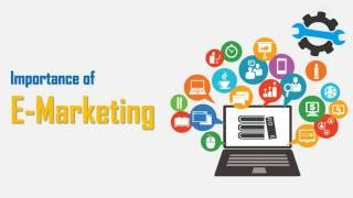 Importance of E-Marketing/ PowerPoint Presentation