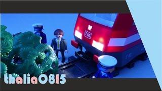 Das Gefängnis Und Der Überfall Auf Den Playmobil Zug Film Deutsch Kinderfilm Kinderserie Unfall