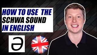 How to Pronounce tнe Schwa Sound - British Accent Lesson
