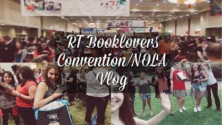 New Orleans/RT Booklovers Convention vlog!