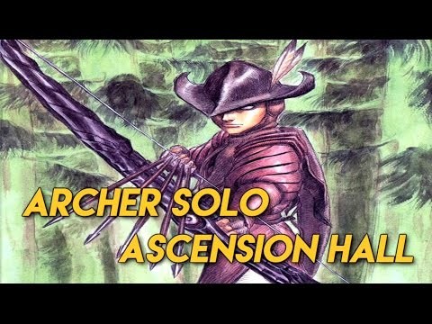 Tyranny: Archer Solo POTD/Ironman/Expert - Ascension Hall   Solo Build