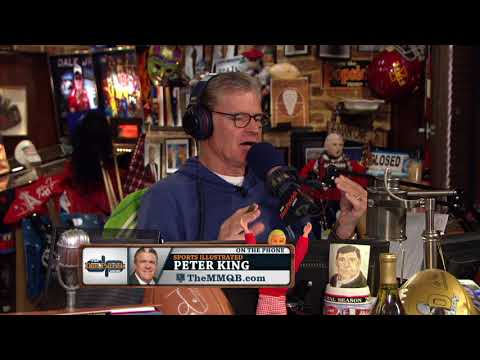 The MMQB's Peter King on The Dan Patrick Show | Full Interview | 8/15/17