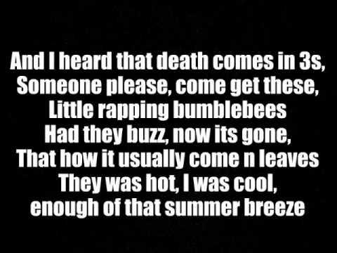 Fabolous-Death Comes In Three's Lyrics